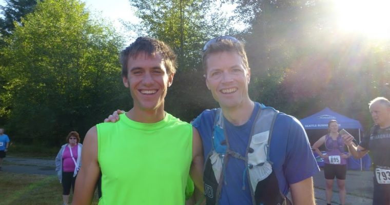 Cougar Mountain Marathon