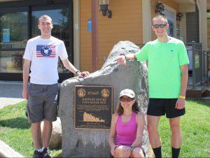 Zach Szablewski pre-race 2017 Western States 100 Ultramarathon