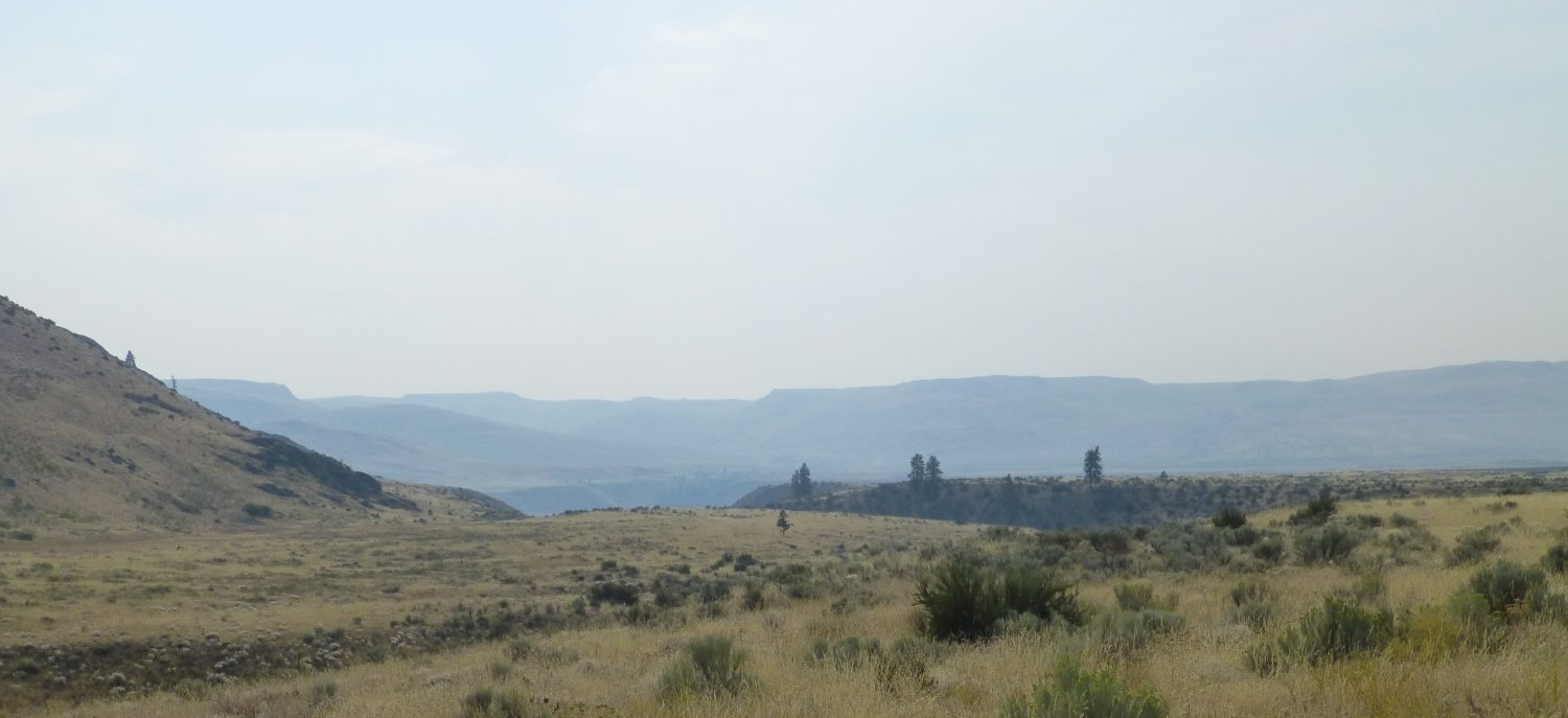 An Exploration of the Columbia Basin