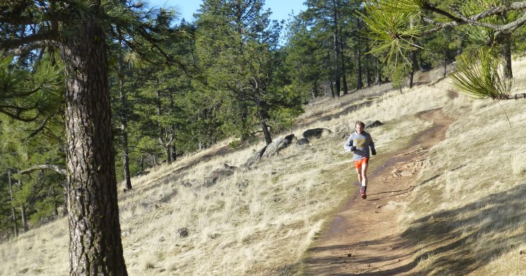 Kamiak Butte (Part I of Palouse Hills Running)