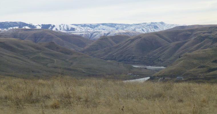 Hells Gate State Park (Part I of Snake River Running)