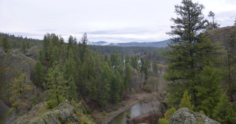 Spokane Area Trails