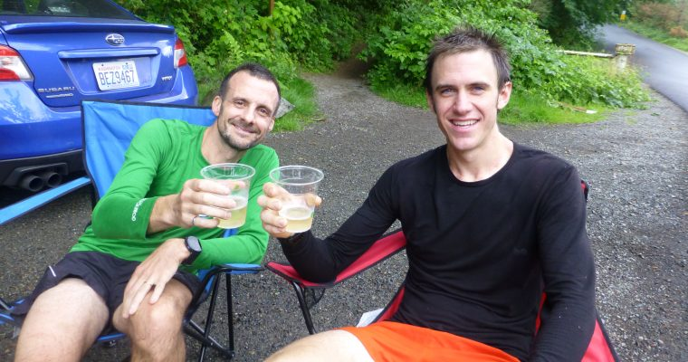 Issy 100 FKT Report