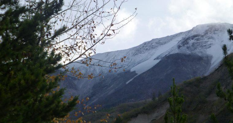 Mt St Helens Loowit Loop Trail