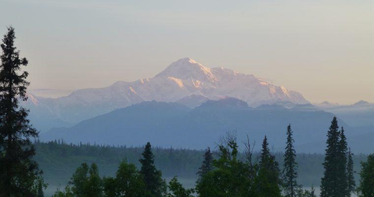 Alaska Part II: Denali National Park and Kenai Fjords National Park