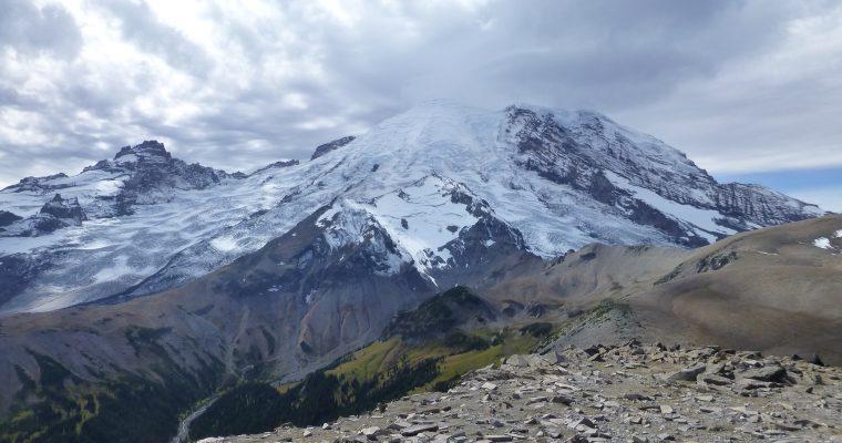 Mount Rainier Adventures 2018