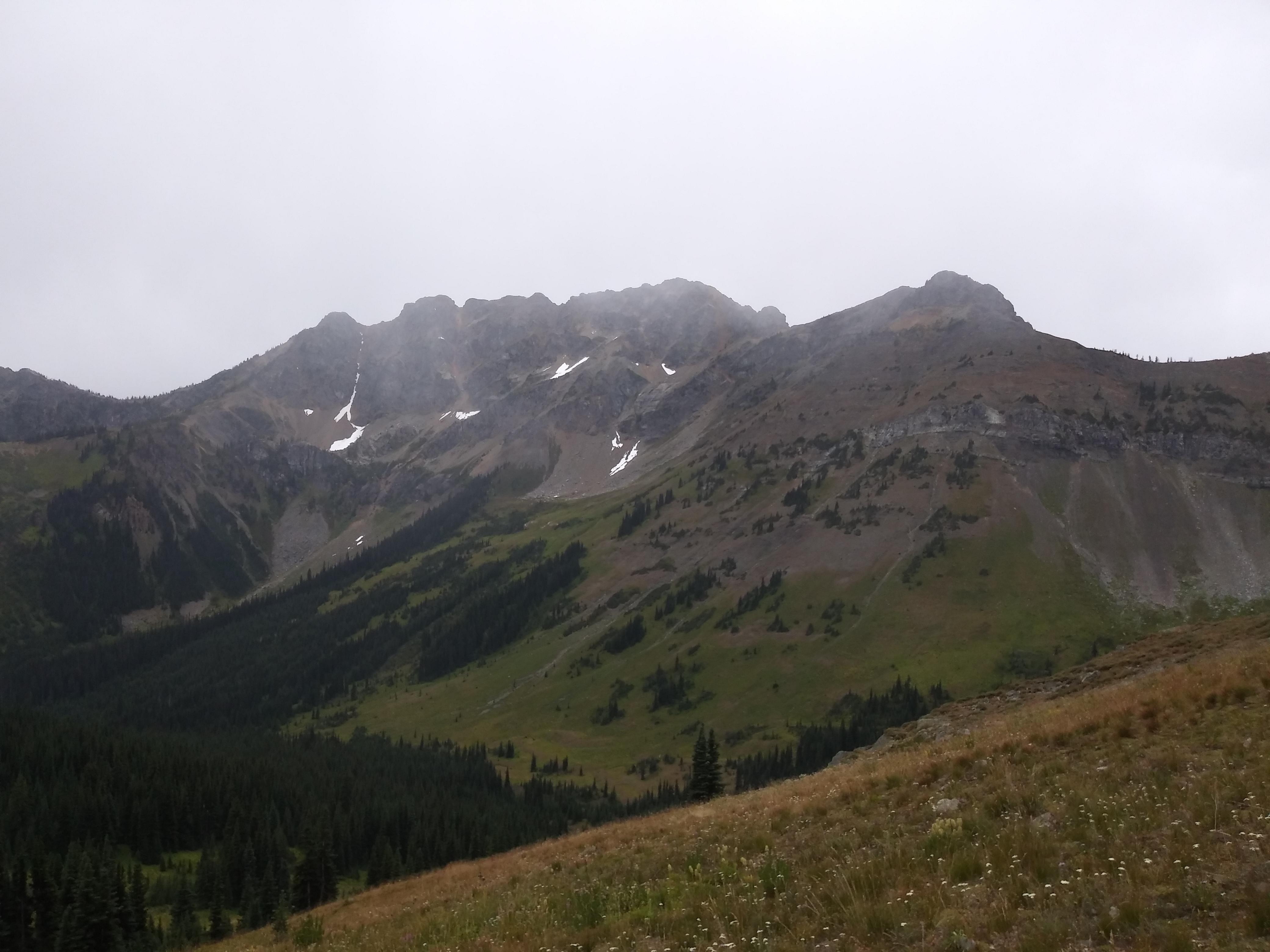 Washington PCT Adventure Part I (Hart's Pass to Canada Border)