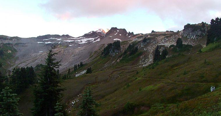 Pacific Crest Trail Adventure Part III Section K (Rainy Pass to Glacier Peak Area)