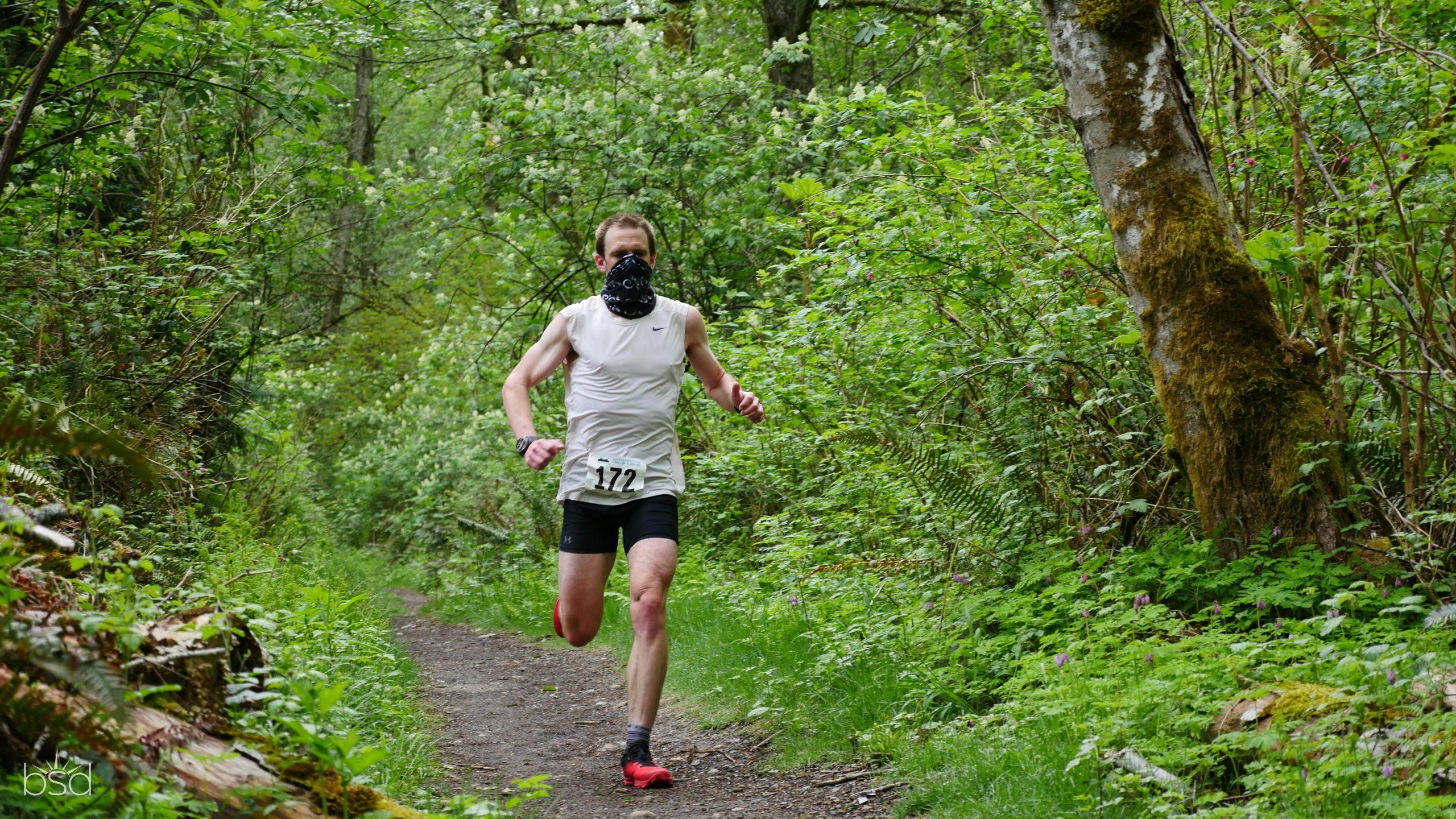 Cougar Mountain 10.8 Miler