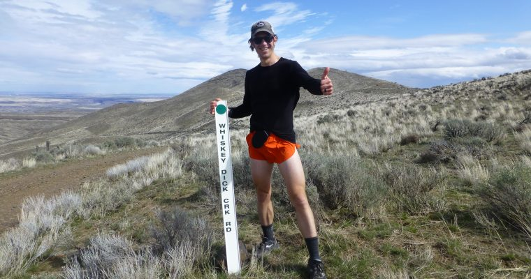 Ginkgo Petrified Forest & Whiskey Dick Wilderness