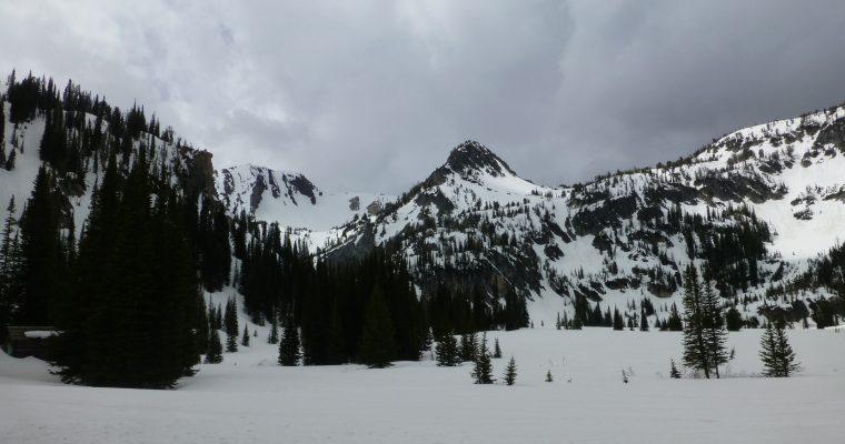 Blue Mountains Part I: Aneroid Lake