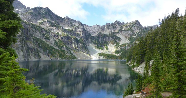 Alpine Lakes Wilderness Adventures 2018