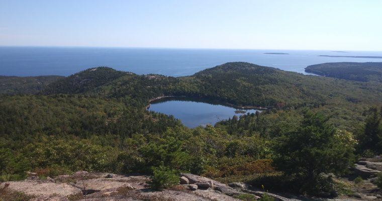 Maine Part I: Acadia National Park Northeast Arm Traverse
