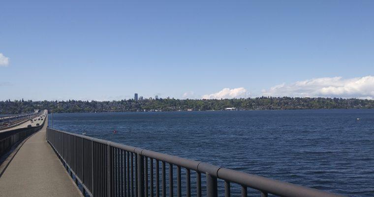 Lake Washington Bridge Loop