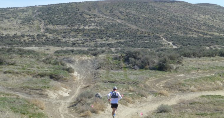 Badger Mountain 50 Miler