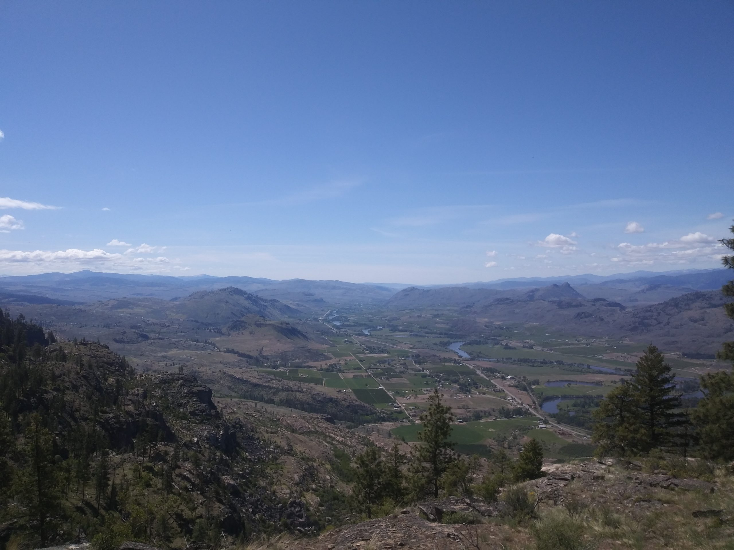 Whistler Canyon FKT